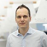 Fabio Compagno, Projektleiter und IT-Verantwortlicher, sam architekten